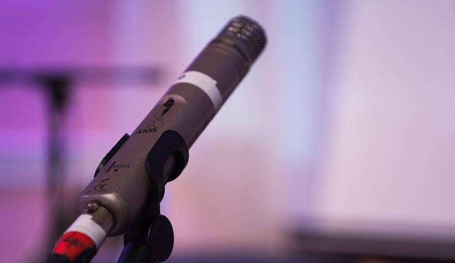 Shotgun mics
