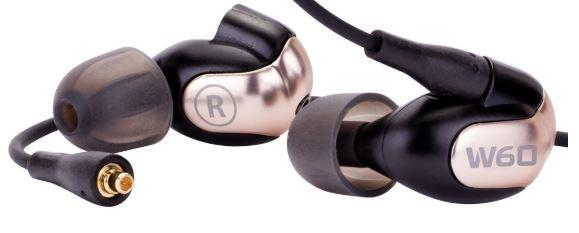 Westone w60 earbuds