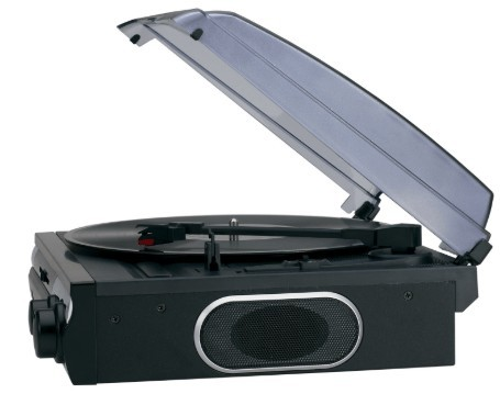 Jensen JTA-230 3 Speed Stereo Turntable