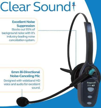 Vxi sound quality