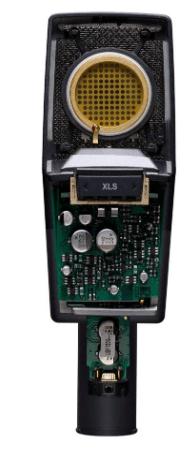 AKG C414 XLS inside view