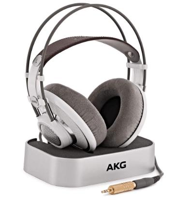 AKG K701 headphones