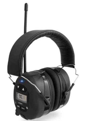 ION Audio Tough Sound Headphones