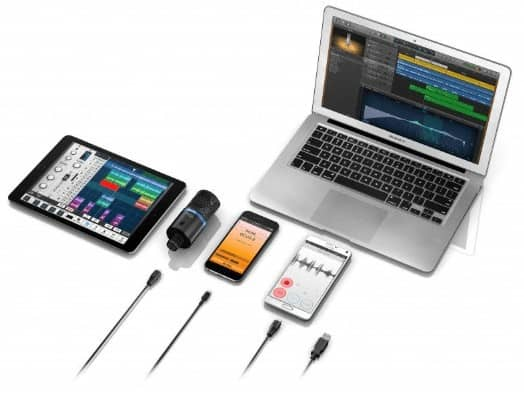 iRig cables