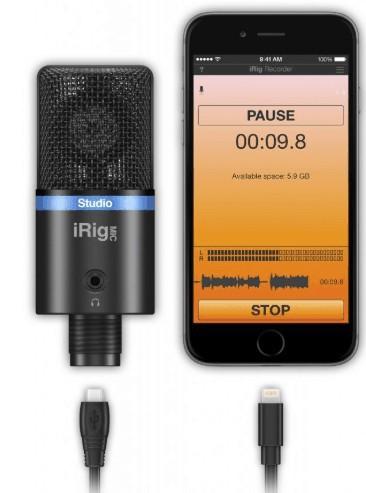 iRig Digital Studio Microphone