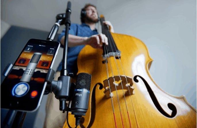 iRig Mic Studio Digital Studio Microphone sound quality