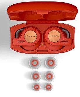 Jabra Elite Active 65t ear tips