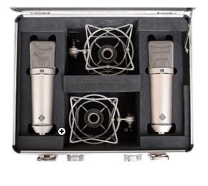 Neumann U87 Ai Stereo box