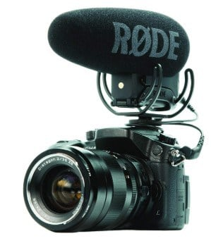 Rode VideoMic Pro+ explained