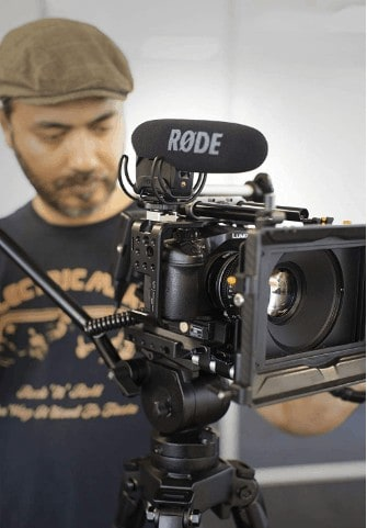 Rode VideoMic Pro sound