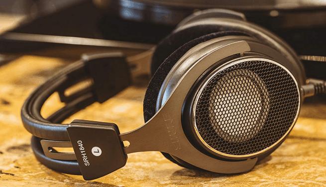 Shure SRH1840 Open Back Headphone