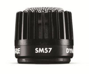SM57 head grill