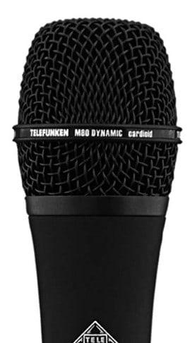 Telefunken M80 for females