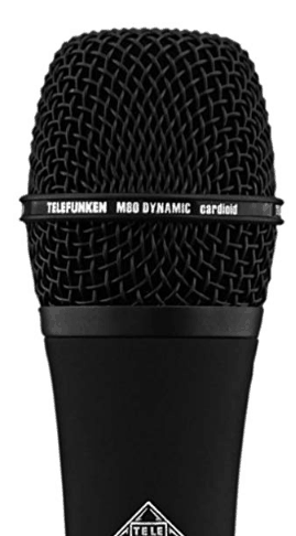 Telefunken M80 for females