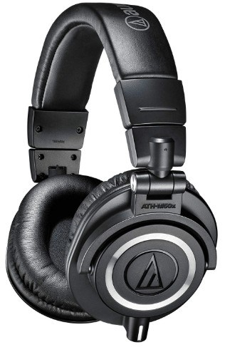 Build and design of ATH-M50x