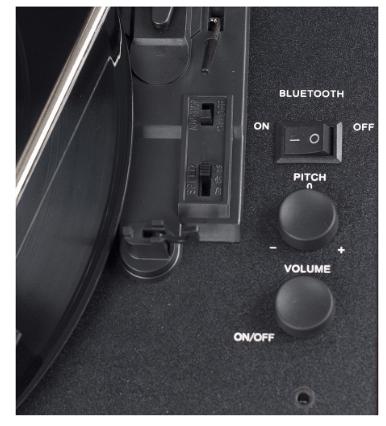Crosley CR6019D-BR Controls