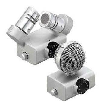 M-S mic capsule