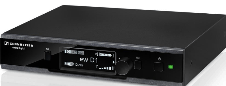 Sennheiser EW D1-ME2 receiver