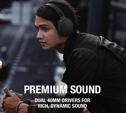 Skullcandy Hesh 3 Wireless sound quality