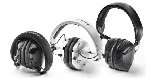 V-MODA Crossfade M-100 adjustable headbands