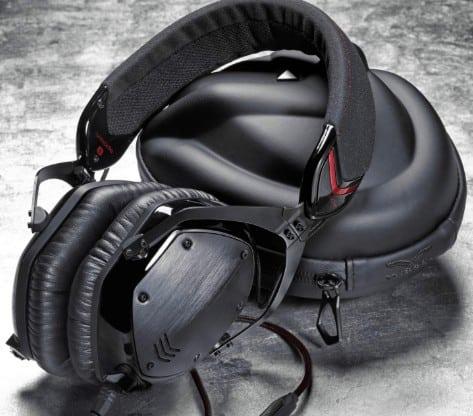 V-MODA Crossfade M-100 sound quality