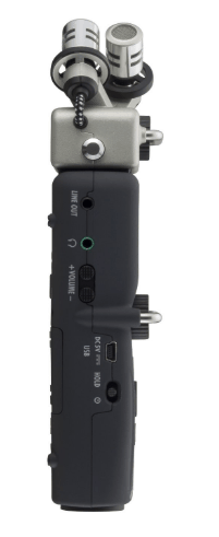 Zoom H5 control buttons