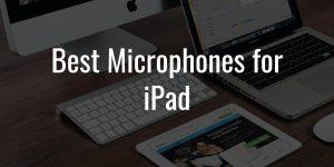 Ipad mics