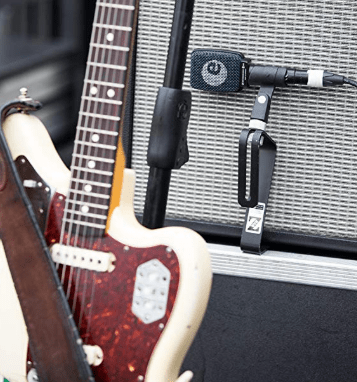 Mic with guitar