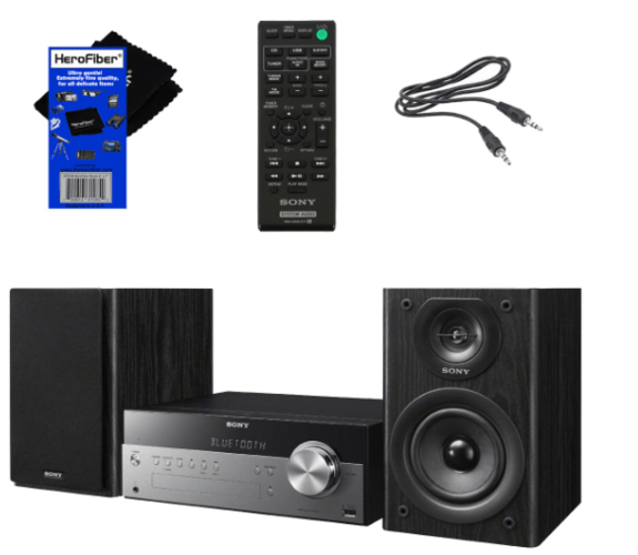 Sony All in One Stylish Micro Music Stereo System
