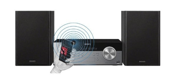 Sony  Music Stereo System