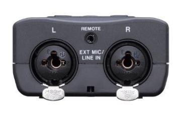 Tascam DR-40 mic for Nikon D3400
