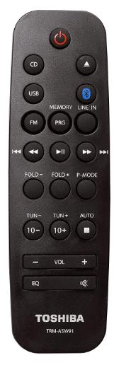 Toshiba TY-ASW91 remote