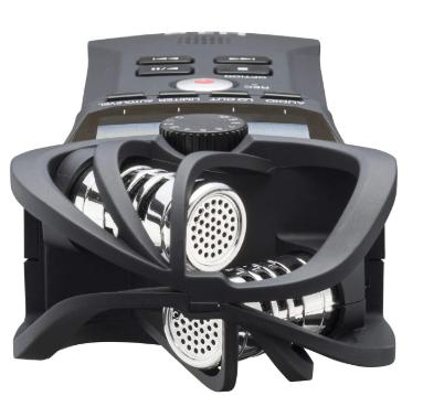 Zoom H1n microphone