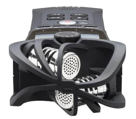 Zoom H1n mics