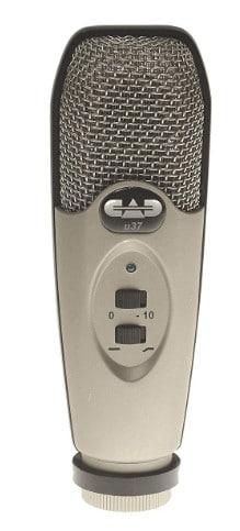 CAD Audio U37 controls
