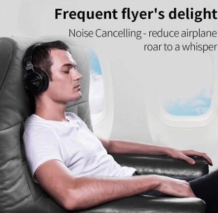 Cowin noise canceling headphone