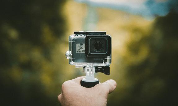 External mics for GoPro