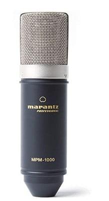 MPM-1000 for recording