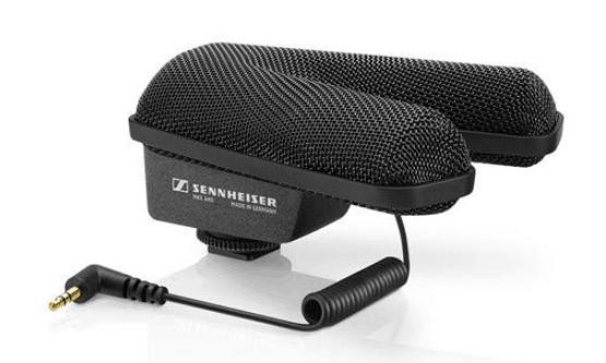 Sennheiser MKE 440 GoPro mic