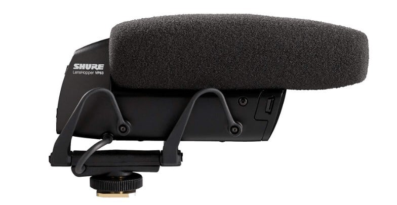 Shure VP83 LensHopper  sound quality