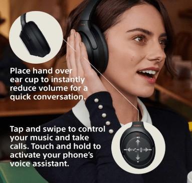 Sony WH1000XM3 sound quality