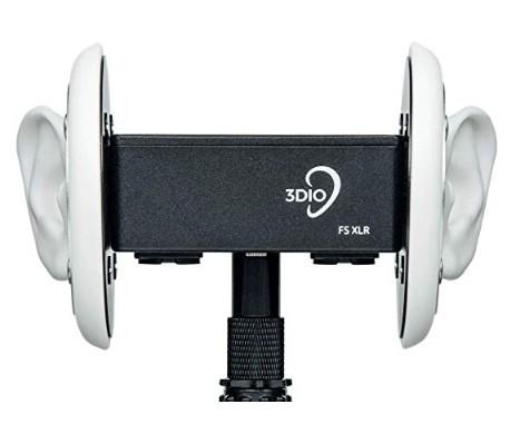 3Dio FS XLR FSXLR-2W-002