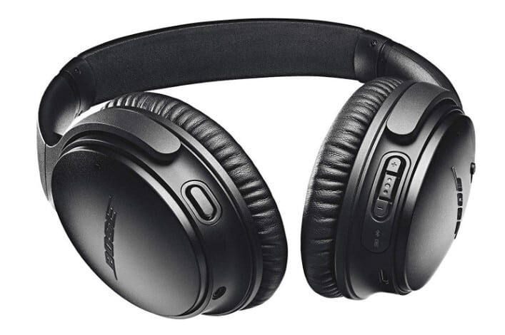 Bose QuietComfort 35 II headband design