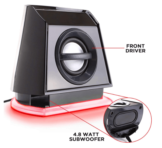 Drivers and woofers