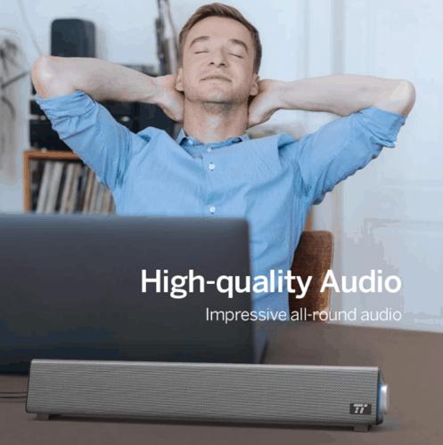 Impressive audio