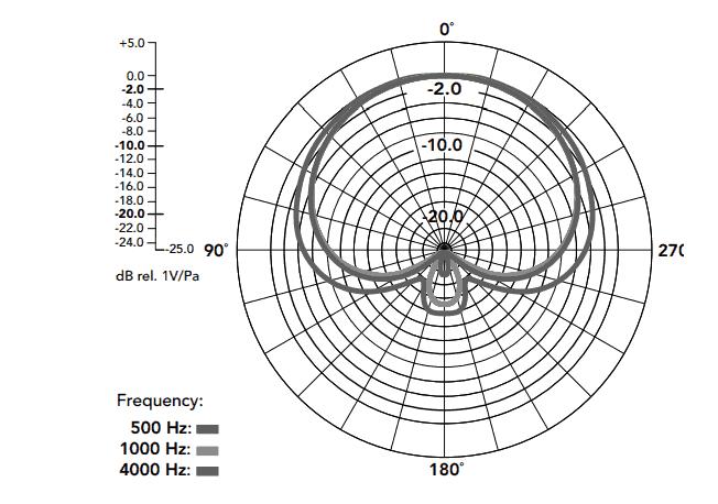 NT1A polar pattern