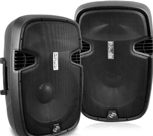 Pyle PPHP849KT Powered speakers