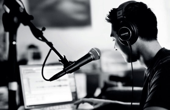 Shure SM58 mic
