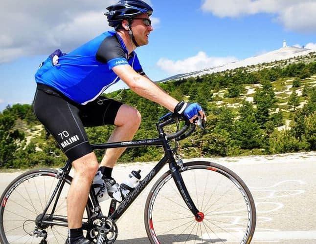 Cycling headphone