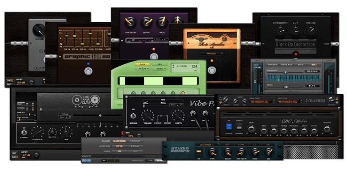 Focusrite audio preamps
